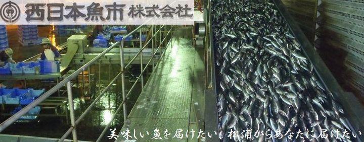 西日本 魚 市場
